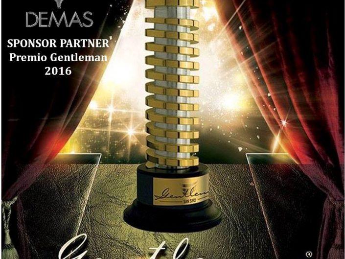 Premio Gentleman 2016